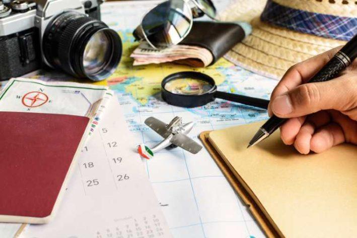 Come organizzare un viaggio: 21 consigli pratici