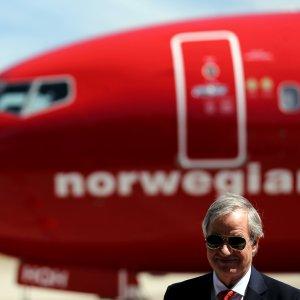 Problemi ai motori Rolls Royce, Norwegian rinvia il low cost Milano-Los Angeles