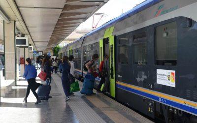 Torna il treno Palermo-aeroporto  Un'attesa lunga tre anni e mezzo