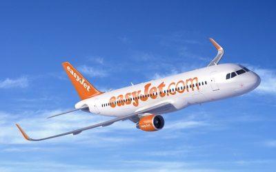 EasyJet sta lavorando ad aerei elettrici per i voli a corto raggio