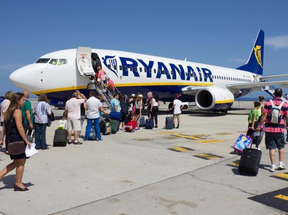 Ryanair e Wizz Air sfidano l'Antitrust: bagagli a mano ancora a pagamento
