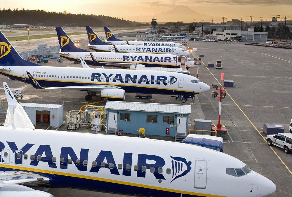 Ryanair, da sondaggio emerge essere peggior compagnia aerea