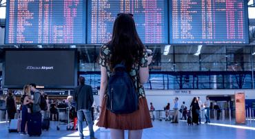 L'anno nero della puntualità aerea in Europa