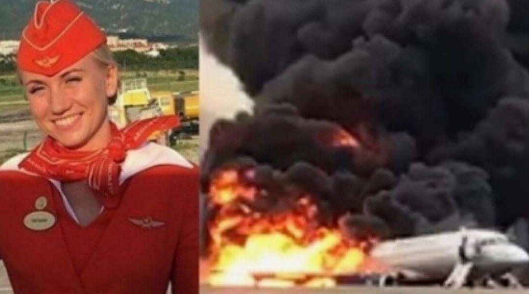 MOSCA, AEREO IN FIAMME: 41 MORTI.Passeggeri pensano a bagagli ritardando evacuazione