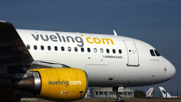 Volo Vueling da Palermo – Roma del 18 giugno parte con 3 ore e 30 minuti di ritardo