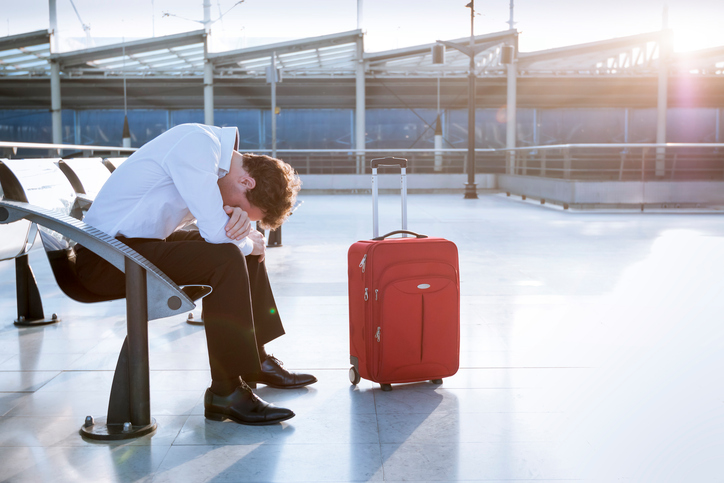 Ritardi aerei per sciopero: passeggeri vanno indennizzati