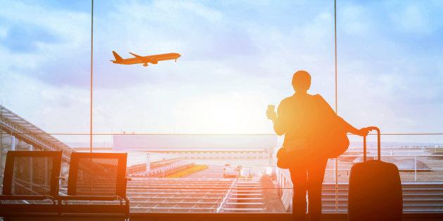 Niente più passaporto o carta d'imbarco: per salire sull'aereo bastano un sorriso e il tempo di una foto