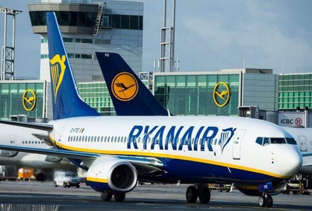 Ritardo di oltre 4 ore volo Ryanair Palermo – Bergamo 21/06/18