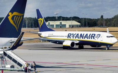 Aerei, i 27 euro spesi per passeggero  Così funziona il «modello Ryanair»
