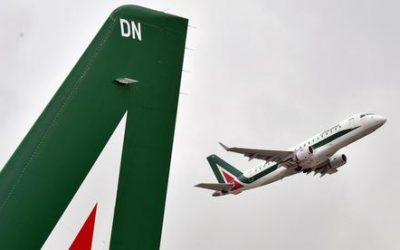 Piloti e assistenti di volo di Alitalia pronti allo sciopero