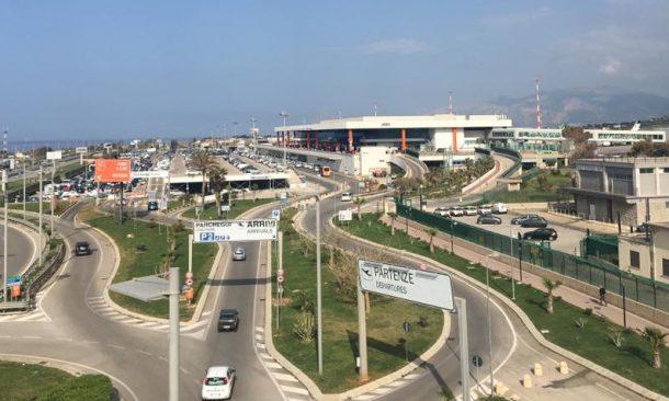 Da oggi il parcheggio all'aeroporto di Palermo si prenota online