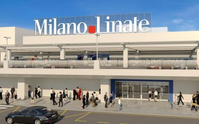 Chiude per lavori l'aeroporto di Linate: da luglio 2019 i voli partiranno da Malpensa