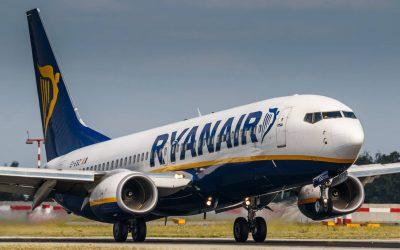 Volo Ryanair Bergamo – Lamezia del 7 luglio atterrato con 3 ore e 4 minuti di ritardo